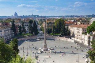 terrazza del pincio roma