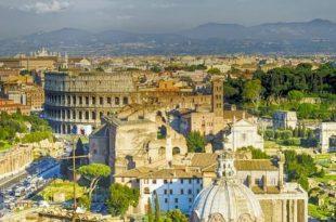 terrazza del vittoriano roma