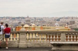 terrazza gianicolo roma