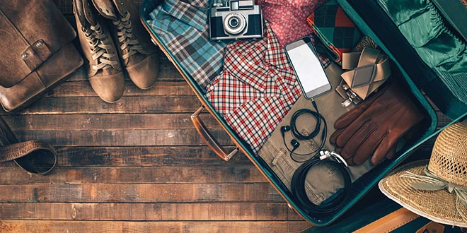 cosa mettere valigia per un viaggio roma
