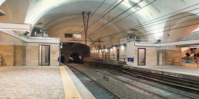 visitare roma in metropolitana