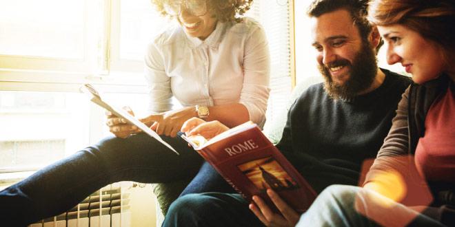 Come organizzare un viaggio a roma guida per turisti fai for Cosa mangiare a roma