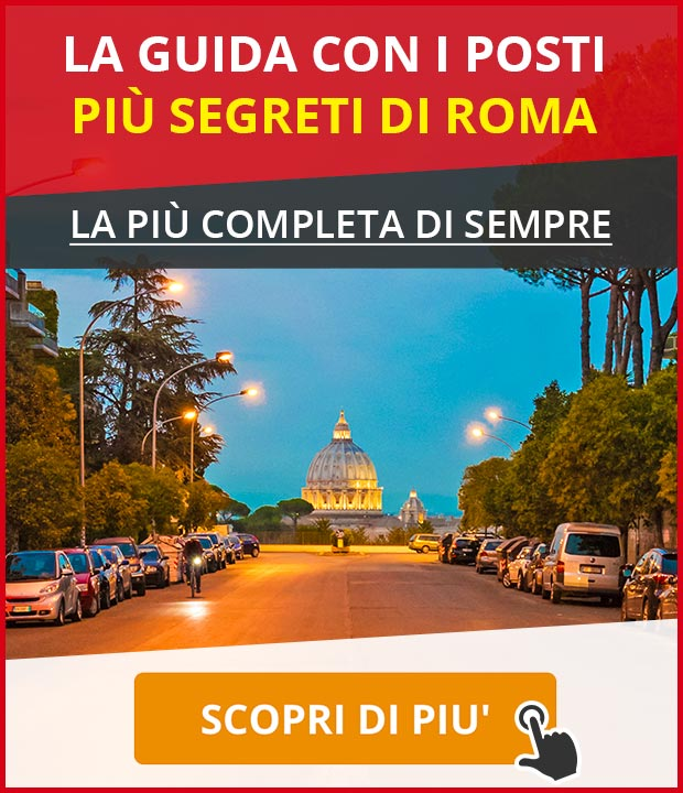 luoghi segreti di roma